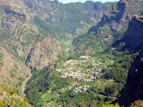Photo: Caldera volcánica de Curral das Freiras. Isla de Madeira
