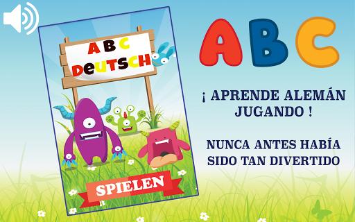 Alemán para niños gratis juego