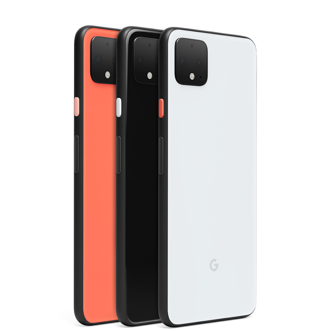 Pixel 4 series- color options