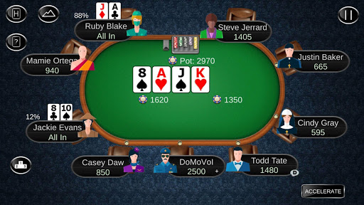 Offline Poker - Tournaments 1.10.1 screenshots {n} 1