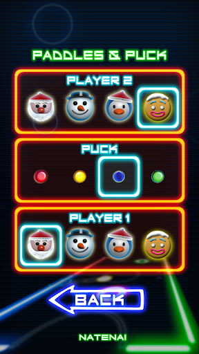 Glow Hockey 1.3.8 Screenshots 4