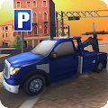 3D Tow Truck Parking Simulator 2.1 icon