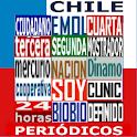 Periódicos Chile icon