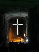 Photo: kirken i saltminen