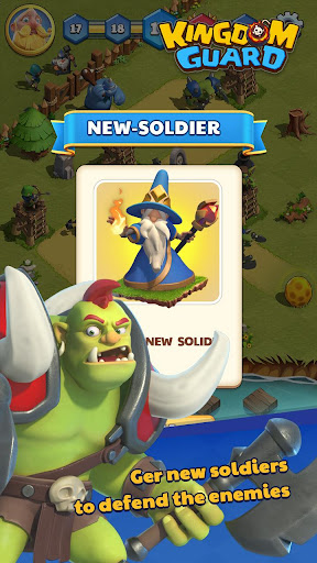 Kingdom Guard modavailable screenshots 5