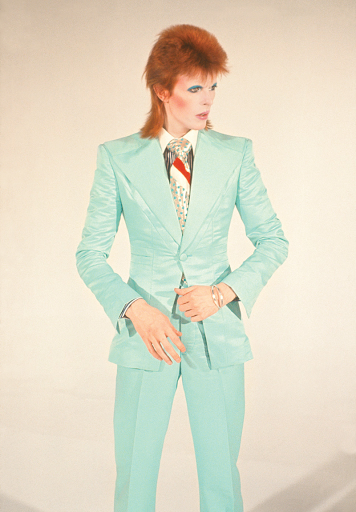 David Bowie Life on Mars Mick Rock