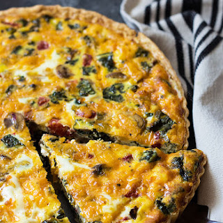 Cheese Quiche With Evaporated Milk Recipes
