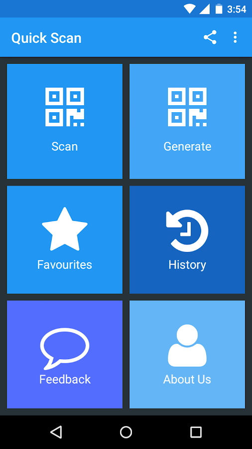 Quick Scan - Scan.Create.Share- screenshot
