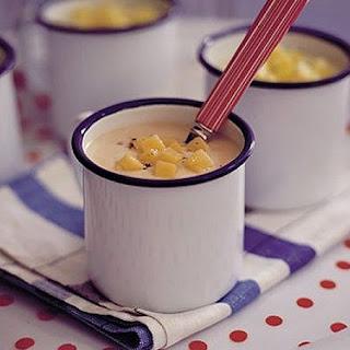 Cauliflower Cheese Soup.