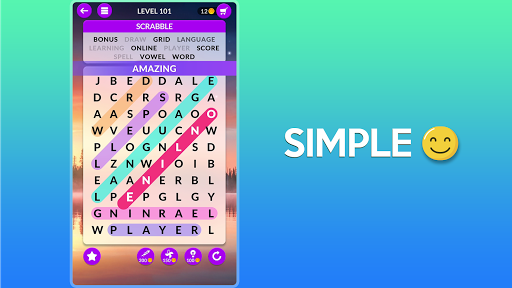 Wordscapes Search apkpoly screenshots 5