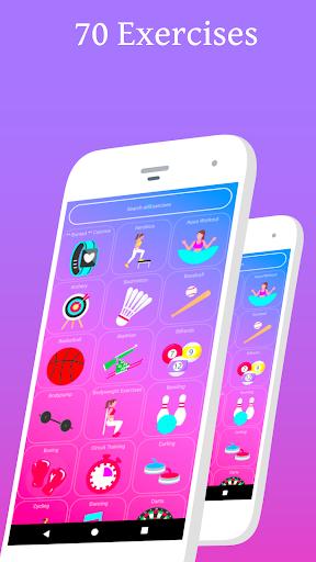 Calorie Counter - EasyFit free 3.5 screenshots 7