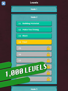 Download Word Block- New Search Word Puzzle Games with Hint For PC Windows and Mac apk screenshot 10