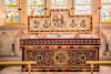 Altar iglesia Newby