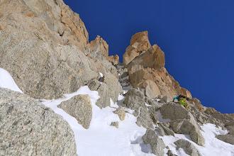 Photo: Some mixed climbing