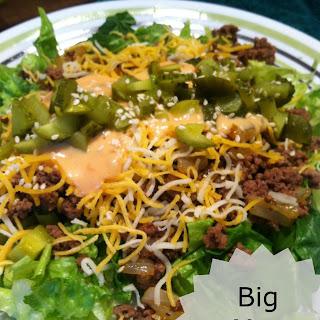 Big Mac - Salad style
