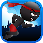 Stickman Parkour Runner – Free icon