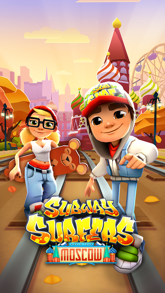 Subway Surfers v1 108 0 For Android APK Download - DLoadAPK