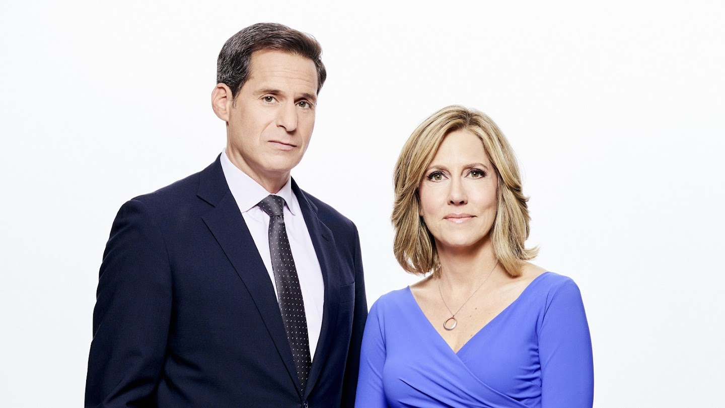 Watch New Day With Alisyn Camerota and John Berman live