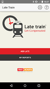 Late Train- screenshot thumbnail