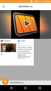 SportRadio.ca - náhled