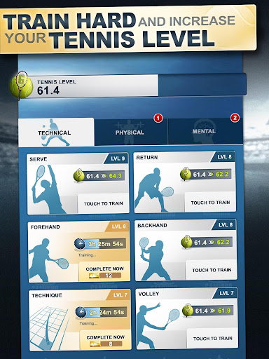 TOP SEED Tennis: Sports Management & Strategy Game 2.34.7 screenshots 16