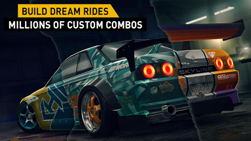 Need for Speed No Limits v1.0.47 APK+DATA (Mod ALL GPU)