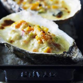 Glazed Oysters
