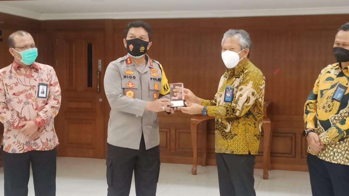 Kegiatan PLN Dalam Peningkatan Ekonomi Masyarakat di Dukung Polda Jawa Timur