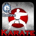 Karate Training - Offline Videos icon