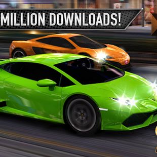 CSR Racing 2.9.0 Mod Apk Terbaru (Unlimited Money)