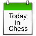 Today in Chess History icon