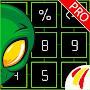 Alien Calculator PRO временно бесплатно
