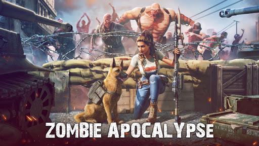 Dead Empire: Zombie War apktram screenshots 1