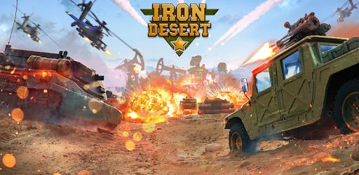 Iron Desert - Fire Storm - Apps on Google Play