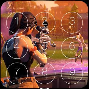 Download Lock Screen Battle Royale Fortnite Wallpapers Apk Full Apksfull Com