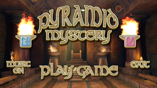 Pyramid Mystery Solitaire screenshots 1