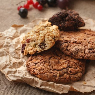 Chewy Cookies With A Surprise