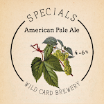 Wild Card American Pale Ale