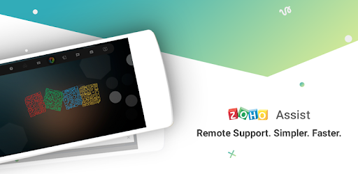 Remote Support and Remote Desktop - Zoho Assist - Apps on