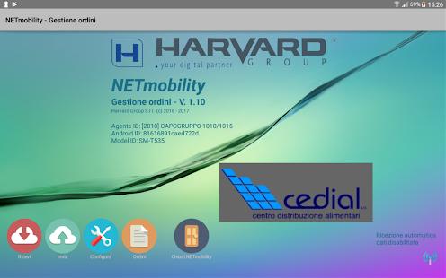 NETmobility DB.Win - náhled