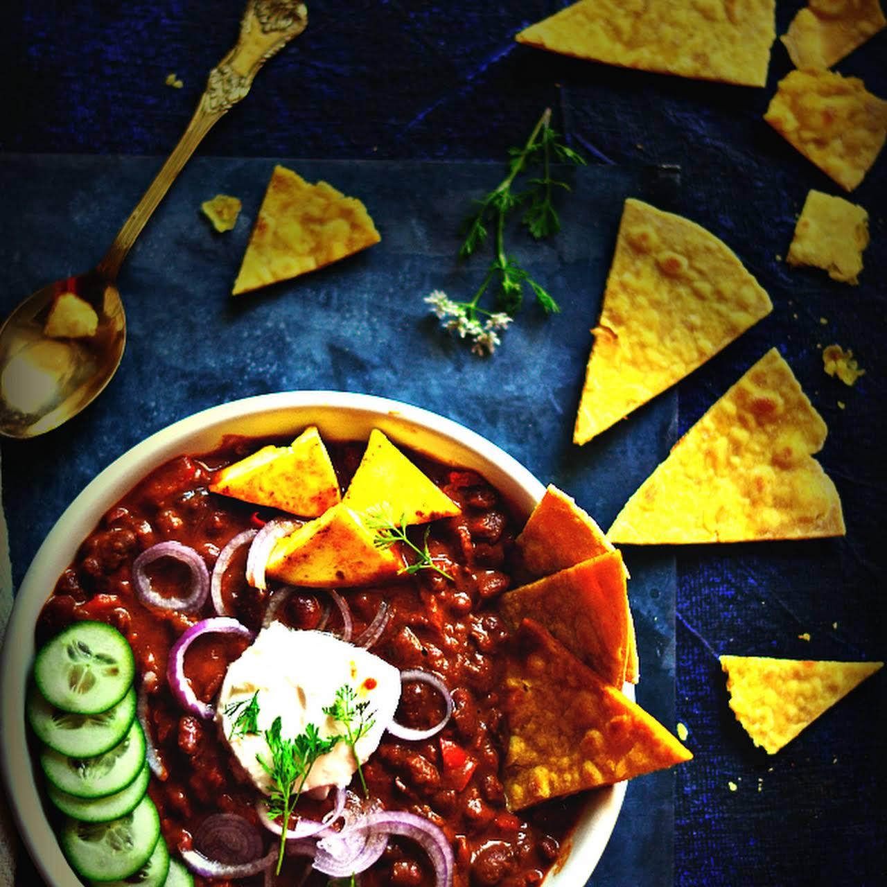 10 Best Kidney Bean Chili Vegetarian Recipes Yummly
