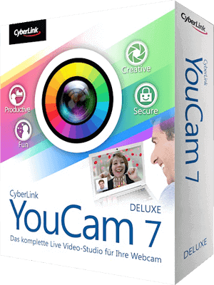 CyberLink YouCam Deluxe 7 Preactivado Español Full MEGA