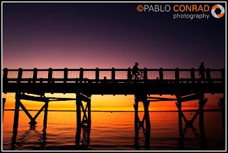 Photo: © Paul Conrad/Pablo Conrad PhotographySunset at Boulevard Park along the shores of Bellingham Bay in Bellingham, Wash.