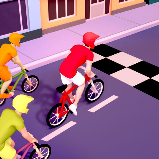 Bike Rush Icon