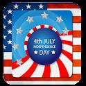 独立記念日フォトフレーム