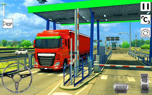 Euro Truck Simulator 3D: Top Truck Game 2020 APK MOD (Astuce) screenshots 2