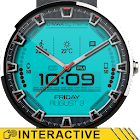 D-Max Watch Face & Clock Widget icon