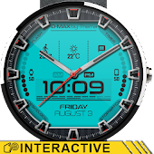 D-Max Watch Face & Clock Widget