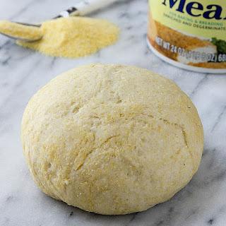 Cornmeal Pizza Dough Recipe