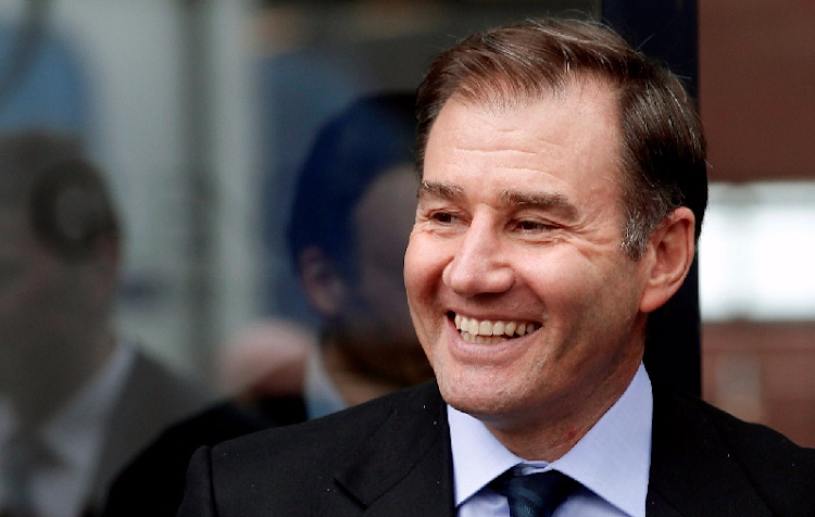 """I hope he looks like me,"" Glencore CEO Ivan Glasenber said about is successor."